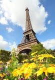 Spring in Paris Stock Images