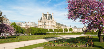 Spring in Paris. France Royalty Free Stock Images