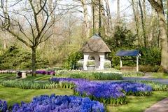 Spring in Keukenhof Garden Stock Photography