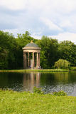 Spring in the park, munich. Nymphenburg park in munich Royalty Free Stock Photos