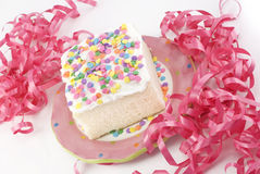 Spring Party Cake Stock Images
