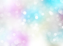 Spring pastel light fairy background. Royalty Free Stock Image