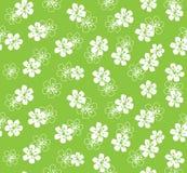 Spring_Pattern Imagem de Stock
