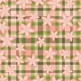 Spring pattern Royalty Free Stock Photos