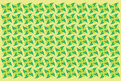 Spring pattern with leaf Stock Photo