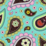 Spring pattern Royalty Free Stock Photos