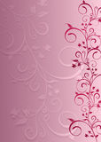 Spring pink background Stock Photography
