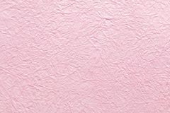 Spring pink background of traditional paper texture. Spring pink background of Japanese traditional paper texture Stock Images