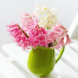 Spring pink flowers Royalty Free Stock Photography