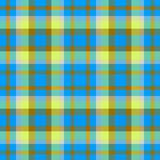 Spring plaid Stock Photography
