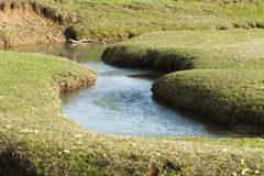Spring ponds in Karagol Royalty Free Stock Photography