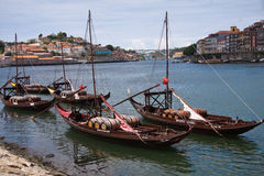 Spring in Porto Royalty Free Stock Photography