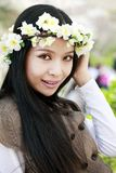 Spring portrait Royalty Free Stock Photos