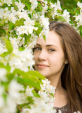 Spring portrait Royalty Free Stock Images