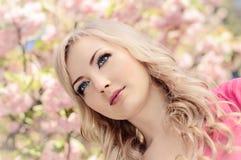 Spring Portrait Stock Photo