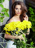 Spring portrait Royalty Free Stock Image
