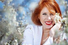 Spring portrait Stock Photography