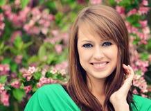 Spring portrait Stock Image