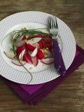 Spring Radishes Salad Stock Images
