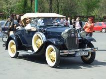 Spring Retro Parade Royalty Free Stock Image