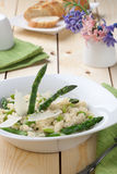 Spring Risotto Royalty Free Stock Image