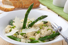 Spring Risotto Stock Images