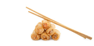 Spring roll Royalty Free Stock Photography