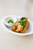 Spring Roll Royalty Free Stock Image