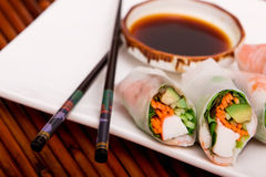 Free Spring Rolls Stock Photography - 13370122
