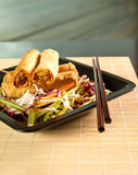 Spring rolls Royalty Free Stock Image