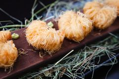 Spring rolls with shrimp Stock Photos