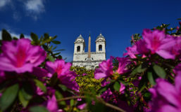 Spring in Rome Royalty Free Stock Photography