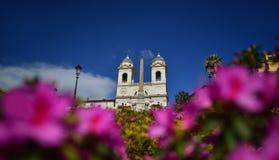Spring in Rome Stock Photo