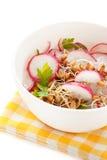Spring salad. Stock Image