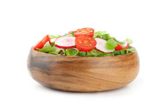 Spring salad Royalty Free Stock Images