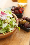Spring salad Stock Images
