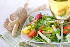 Spring salad Royalty Free Stock Photo