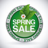 Spring sale Royalty Free Stock Images