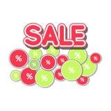Spring Sale Design Vector. Spring Sale Design. Colorful Vector Illustration eps10 Royalty Free Stock Images