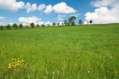 Spring scenery in Bavaria Stock Photos