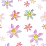 Spring Seamless Stock Photography