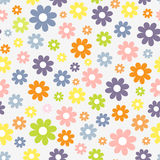 Spring seamless pattern Royalty Free Stock Image