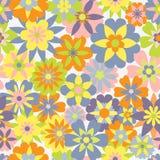 Spring seamless pattern Stock Image