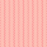 Spring seamless sketch vector pattern. Pink twigs and beige lines background. Hand drawn branch texture illustration. Spring seamless sketch vector pattern. Pink Royalty Free Stock Photos