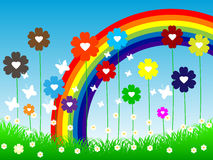 Spring season Royalty Free Stock Image