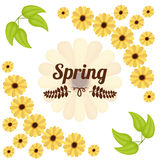Spring season design Stock Photo