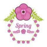 Spring season design Royalty Free Stock Photography