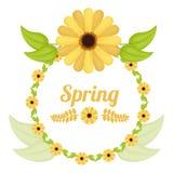 Spring season design Royalty Free Stock Photos