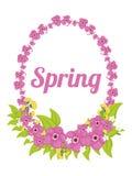 Spring season design Stock Photos