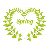 Spring season design Stock Images
